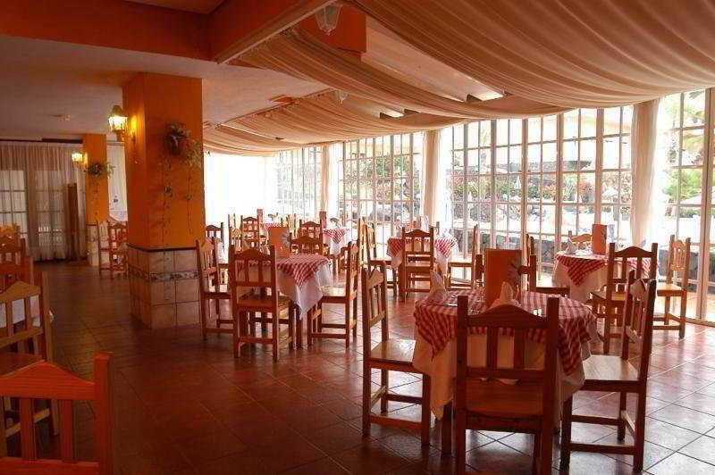 مطعم H10 Costa Salinas بلايا دى لوس كاناخوس