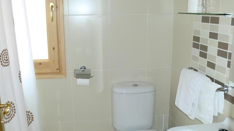 Salle de bain Hostal Ribera El Pont de Suert