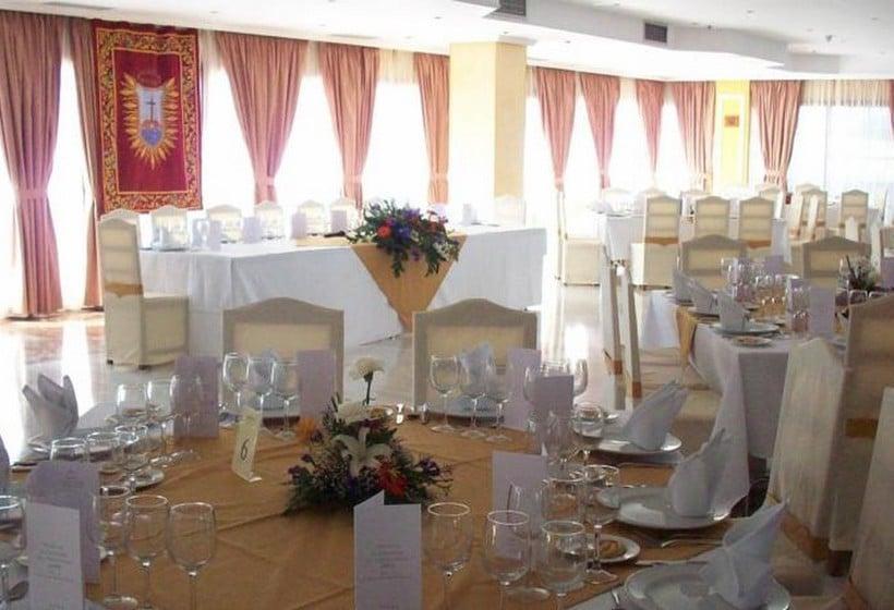 Restaurant Hotel & Apartamentos Bahia Sur San Fernando