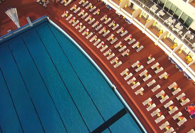 ホテル Arribas Praia Grande