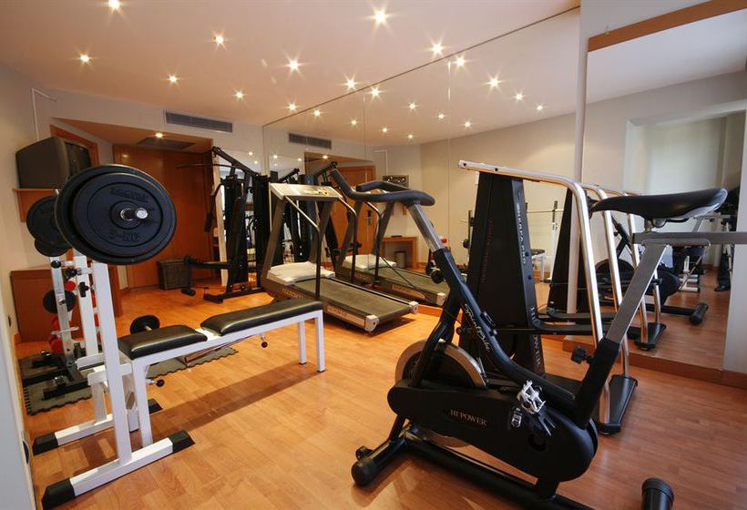 Sport center Hotel Exe Plaza Madrid