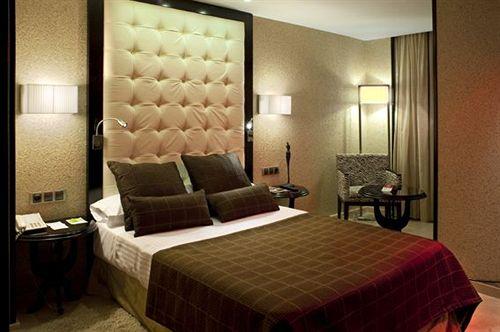 방 호텔 Mirador de Chamartín 마드리드