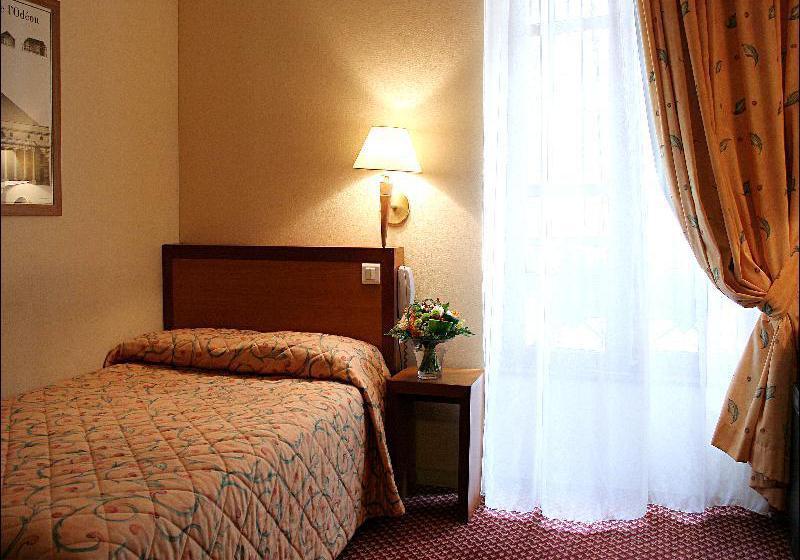 Hotel Pavillon Louvre Rivoli Parigi