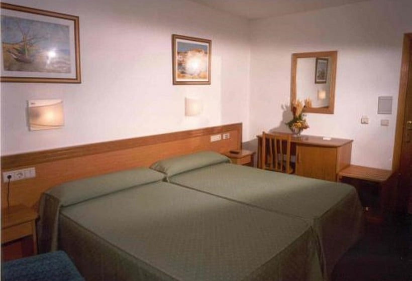 Zimmer Hotel San Vicente Santiago de Compostela