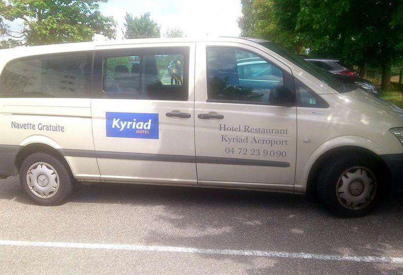 호텔 Kyriad Lyon Aéroport Saint Exupéry  리옹