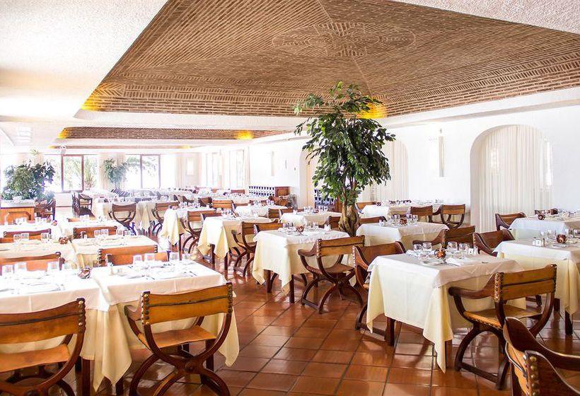 Restaurant Hôtel Tivoli Lagos