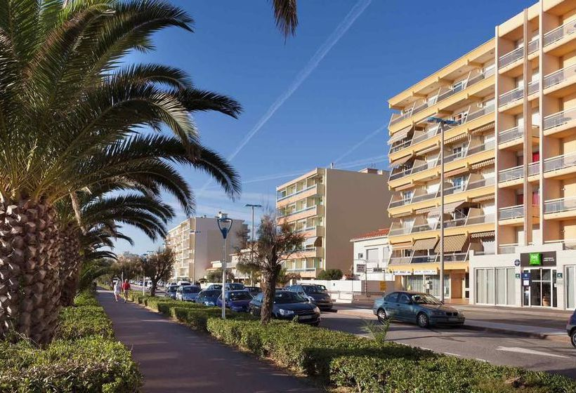 hotel all seasons perpignan le canet sud canet en roussillon the best offers with destinia. Black Bedroom Furniture Sets. Home Design Ideas