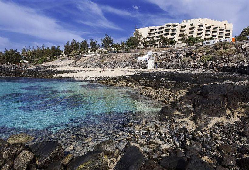 Exterior Hotel Occidental Lanzarote Playa Costa Teguise