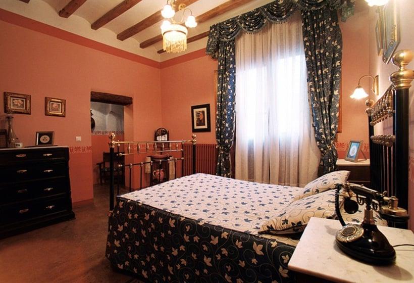 호텔 Hospedería Mesón de La Dolores Calatayud