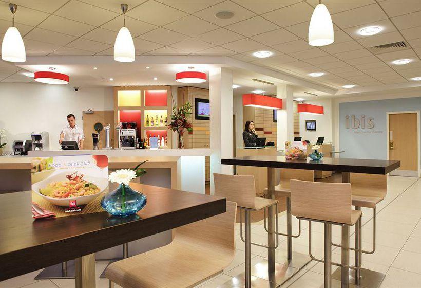 Hôtel Ibis Manchester Centre Portland Street