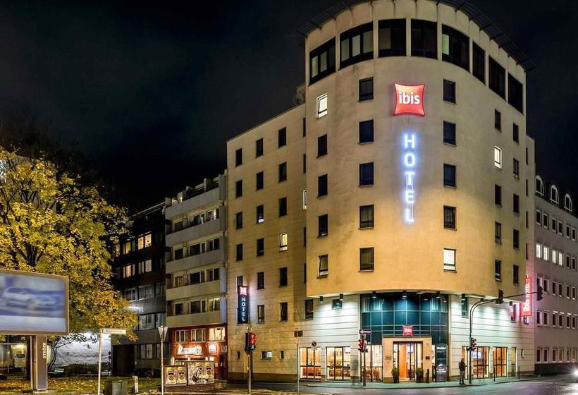 Hotel ibis wuppertal wuppertal the best offers with destinia for Hotel wuppertal