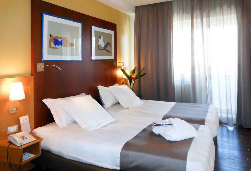 Hotel Mercure Corso Trieste Rom