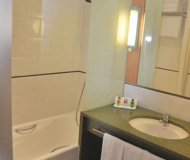 Casa de banho Hotel Tropical Les Escalades-Engordany