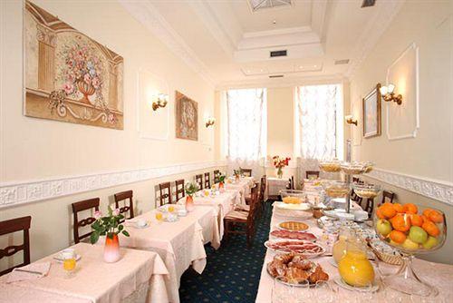 Leonardi Hotel Viminale Rome