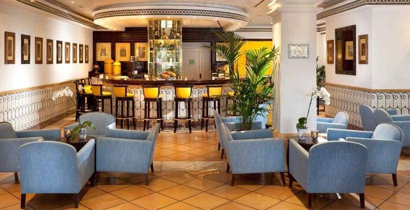 커피점 Seaside Grand Hotel Residencia Maspalomas