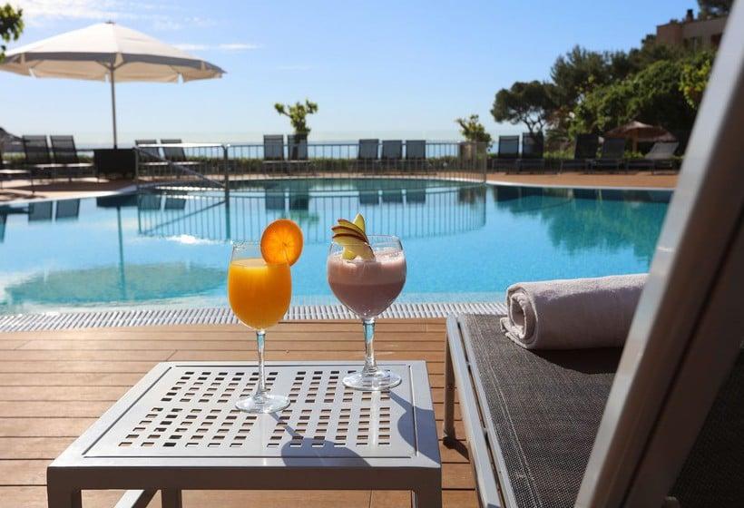 حمام سباحة Son Caliu Hotel Spa Oasis بالما نوفا