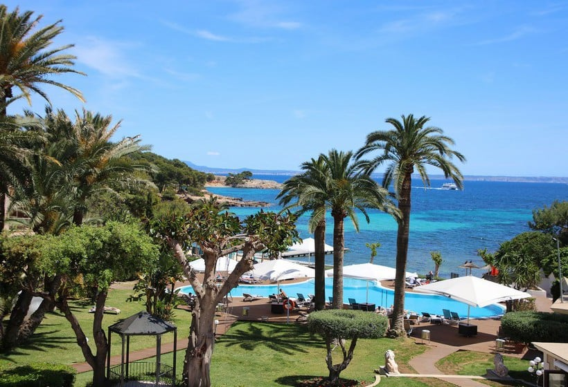 Zonas comunes Son Caliu Hotel Spa Oasis Palmanova