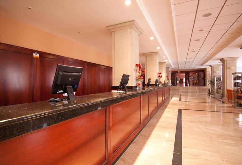 Front desk Gran Hotel Peñiscola Penyiscola