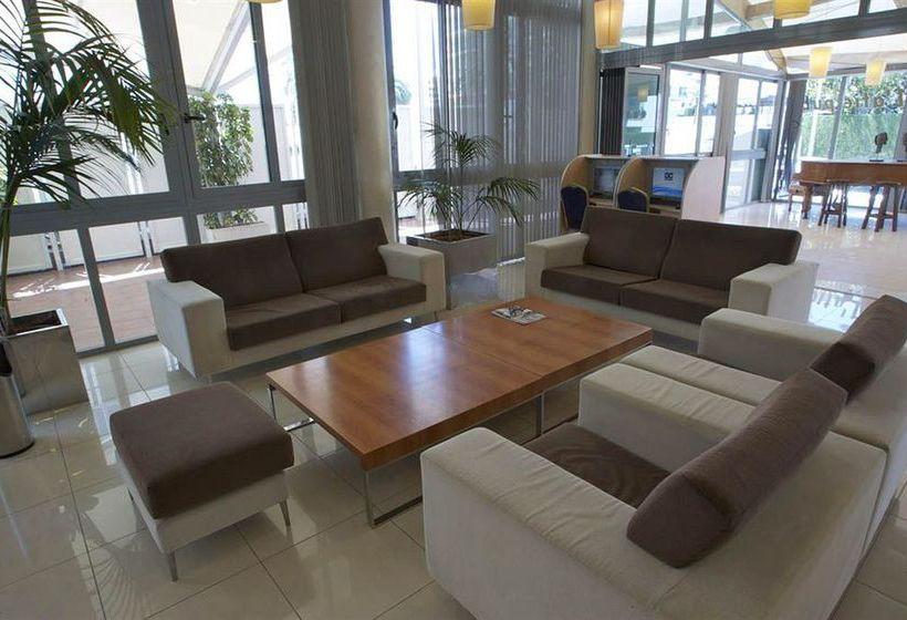 Zonas comuns Hotel Don Pablo Gandia