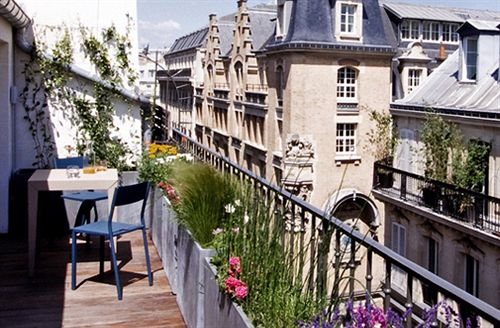 Hotel Le Mathurin Parigi