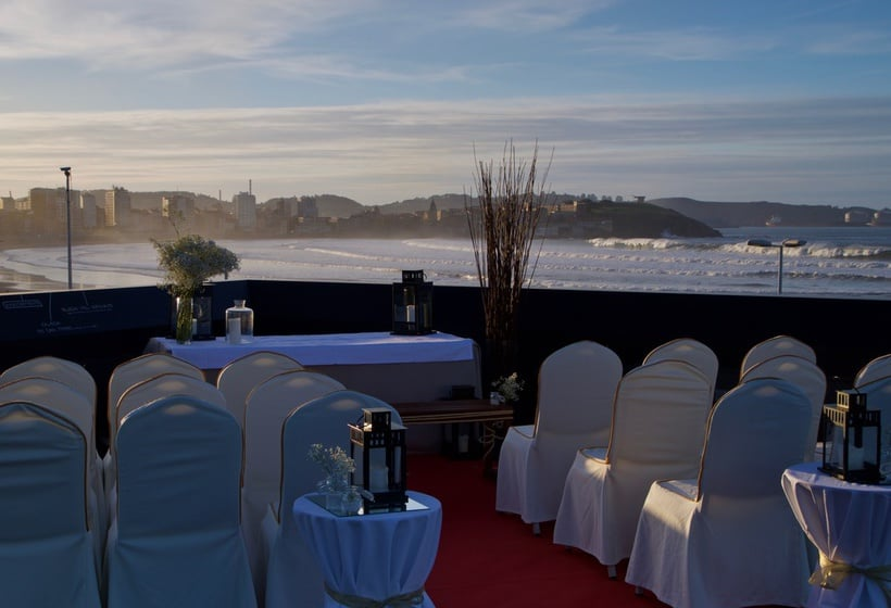 Hotel Abba Playa Gijón Gijon