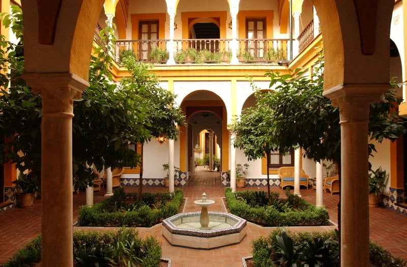 Hotel casa imperial in seville starting at 41 destinia - Hotel casa imperial sevilla ...