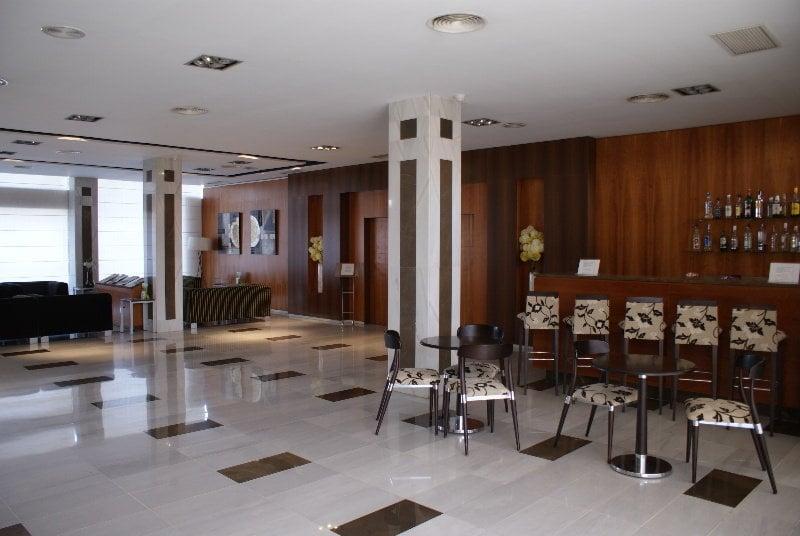Gemeinschaftsbereiche Hotel Exe Ciudad de Córdoba Cordoba