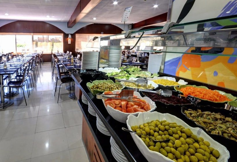 Restaurant Apartamentos 1ª Linea Multiservicios Marina D'Or Oropesa del Mar