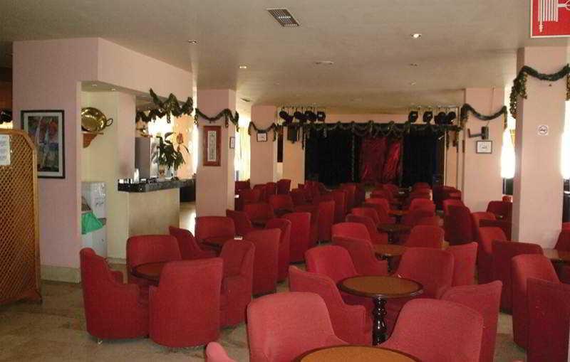 Zonas comunes Hotel Globales Gardenia Fuengirola