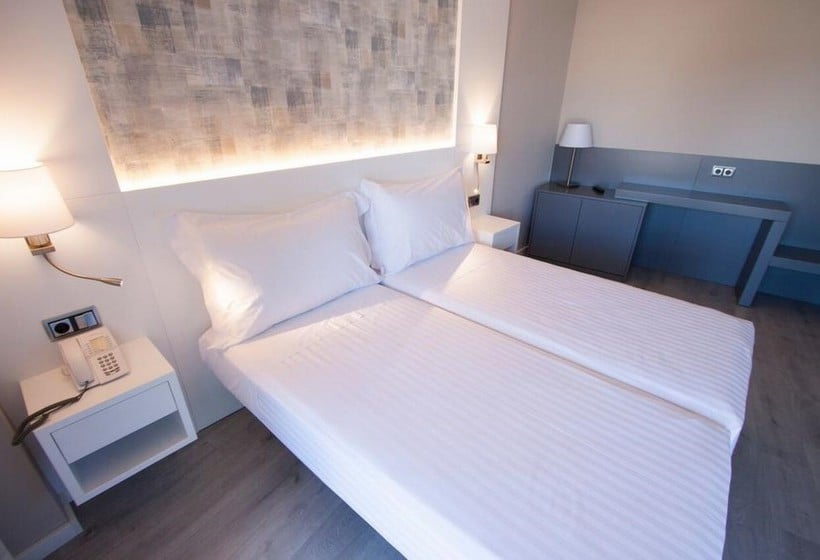 Zimmer Hotel Inffinit Sanxenxo