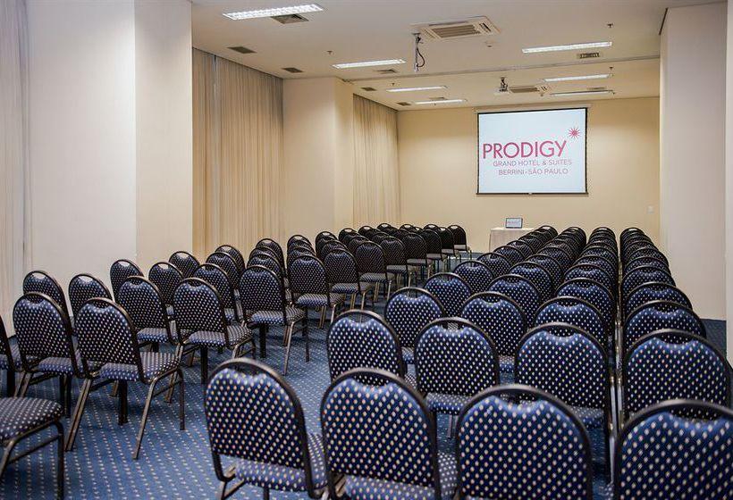 Hotel Prodigy Grand & Suites Berrini Sao Paulo