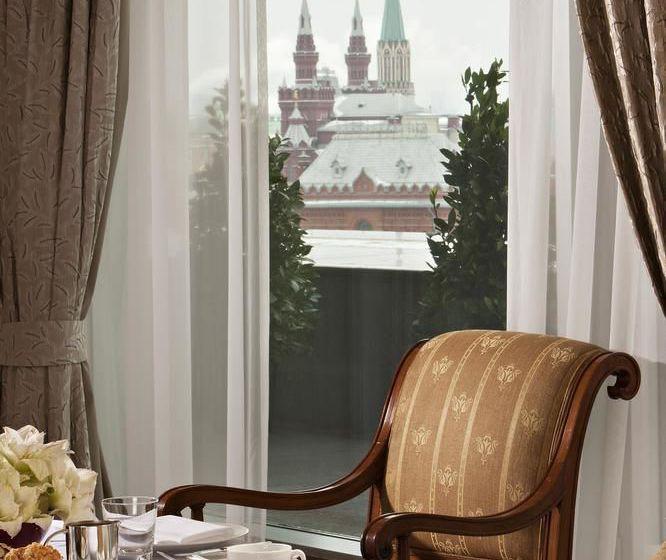Hotel Ararat Park Hyatt Moscú Moscow