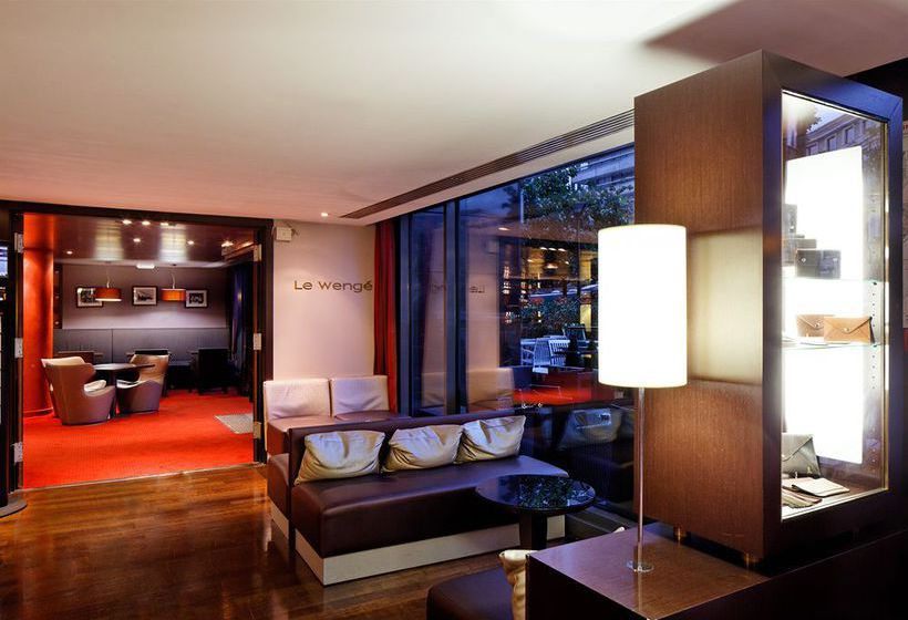 Common areas Hotel Concorde Montparnasse Paris