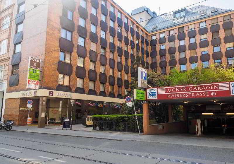 Hotel Kaffeemühle Viena
