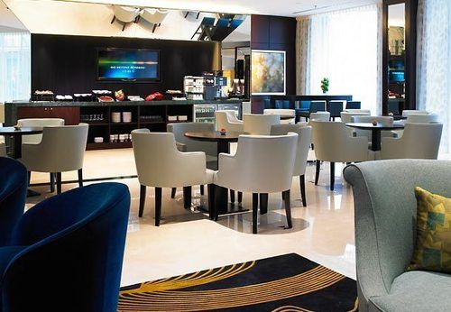 Brussels Marriott Hotel Bruselas