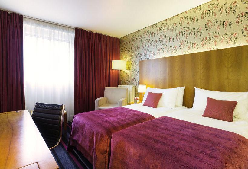 ホテル Apex Haymarket エディンバラ