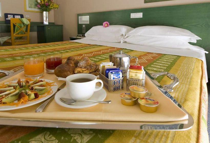 Hôtel Best Western Mediterraneo Catane
