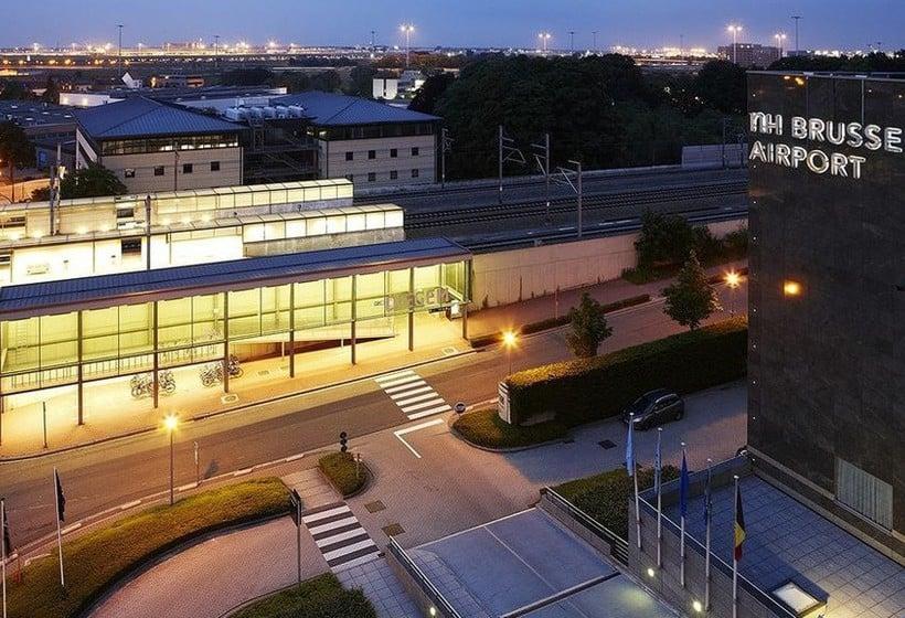 فندق NH Brussels Airport ديجم