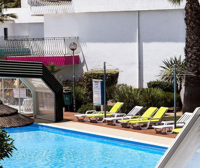 Bayside Salgados Apartments In Albufeira, Starting At £11