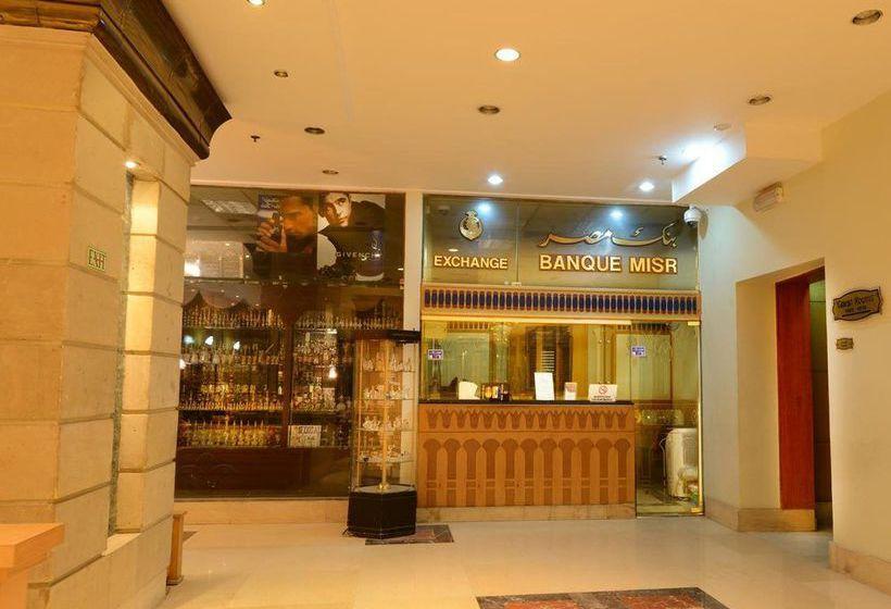 Zoser Hotel Giza
