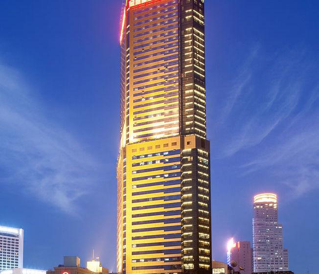 Crowne Plaza Nanjing Hotel & Suites
