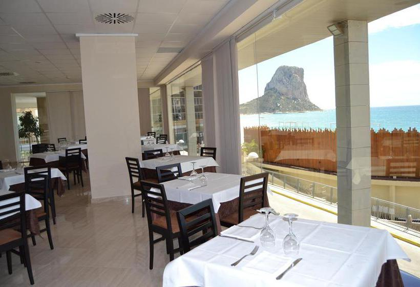 Restaurant Hotel Bahía Calpe by Pierre & Vacances
