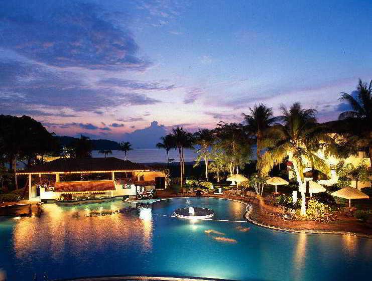 Holiday Villa Beach Resort Spa Langkawi Pantai Tengah