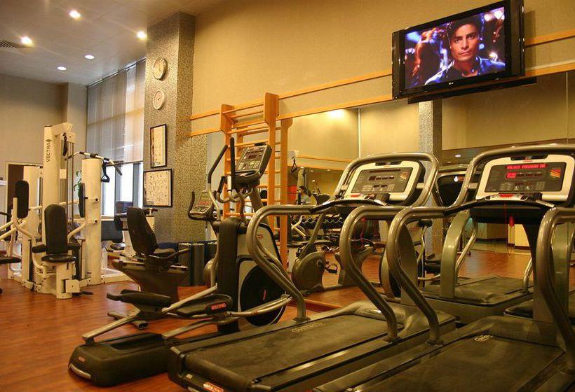 امکانات ورزشی هتل Holiday Inn Riyadh Olaya ریاض