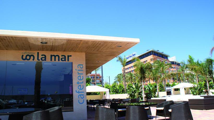 Cafetería Hotel Puerto Juan Montiel Águilas