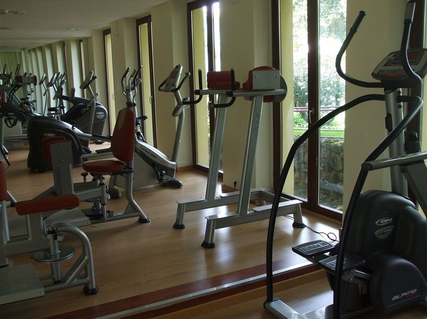 Sports facilities Hotel Azoris Royal Garden Ponta Delgada