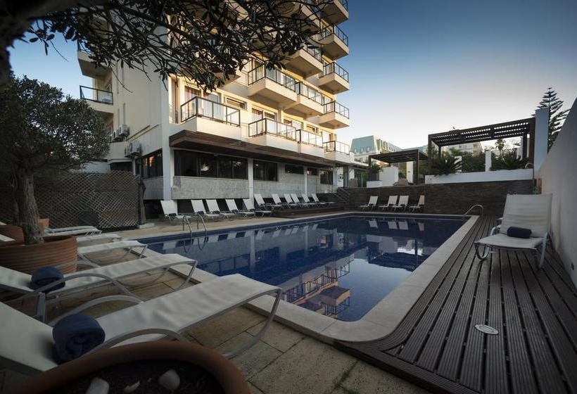 Schwimmbad Saboia Estoril Hotel