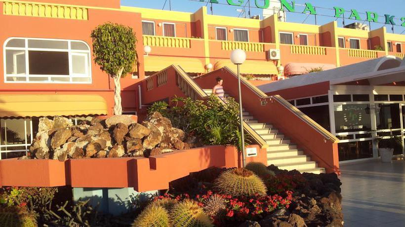 Exterior Apartamentos Laguna Park II Costa Adeje
