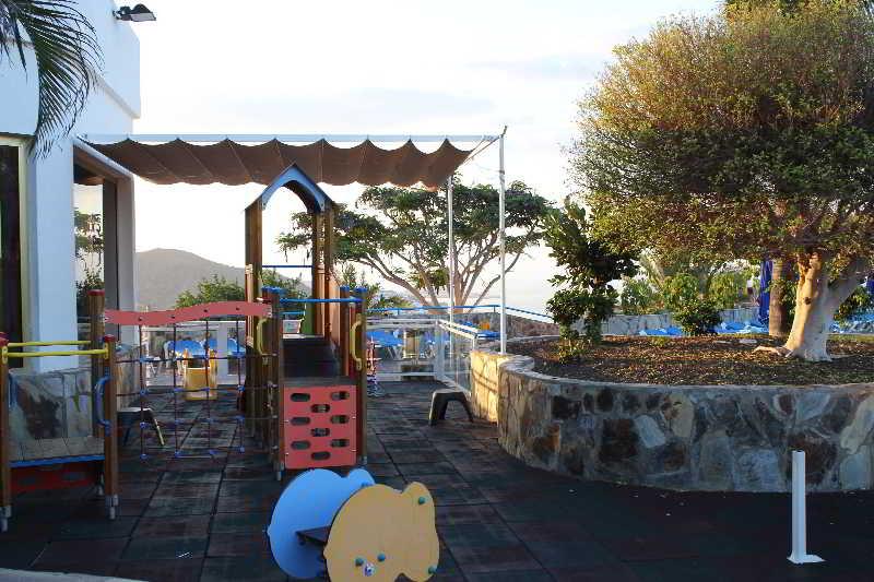 Kindereinrichtungen Aparthotel Servatur Puerto Azul Playa de Amadores