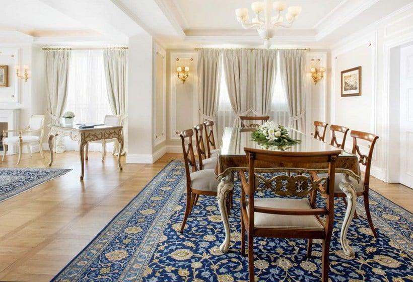 Espaces communs Hôtel King George Palace Athènes